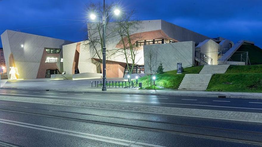 Centro de Cultura y Congresos CKK Jordanki de Polonia.