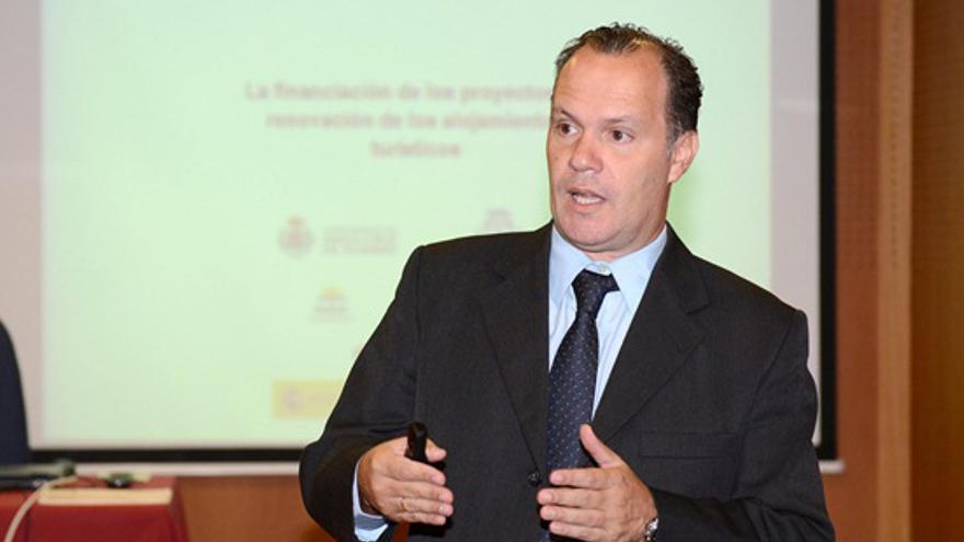 El geógrafo e investigador especializado en turismo Moisés Simancas