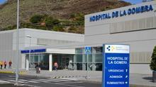 Hospital Nuestra Señora de Guadalupe, La Gomera. EFE/Violeta Mesa