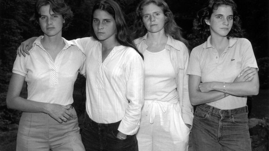 Nixon 'Brown sisters'