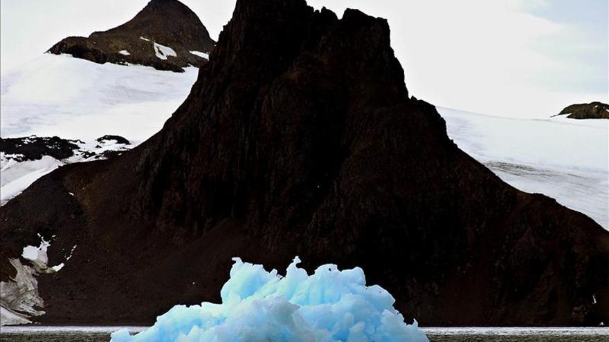 El 2012 batió récords en pérdida de hielo ártico y aumento de niveles marinos