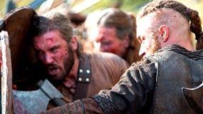 Los 'Vikingos' invaden con éxito la noche y someten al 'Campamento'