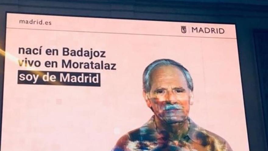 Campaña emprendida por el Ayuntamiento de Madrid