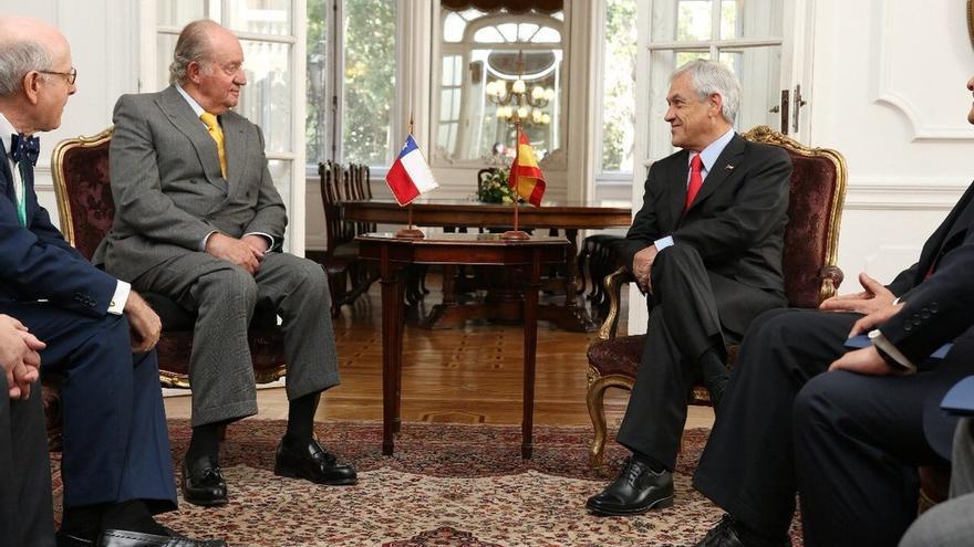 El Rey Juan Carlos representará a España en la toma de posesión del nuevo presidente de Colombia