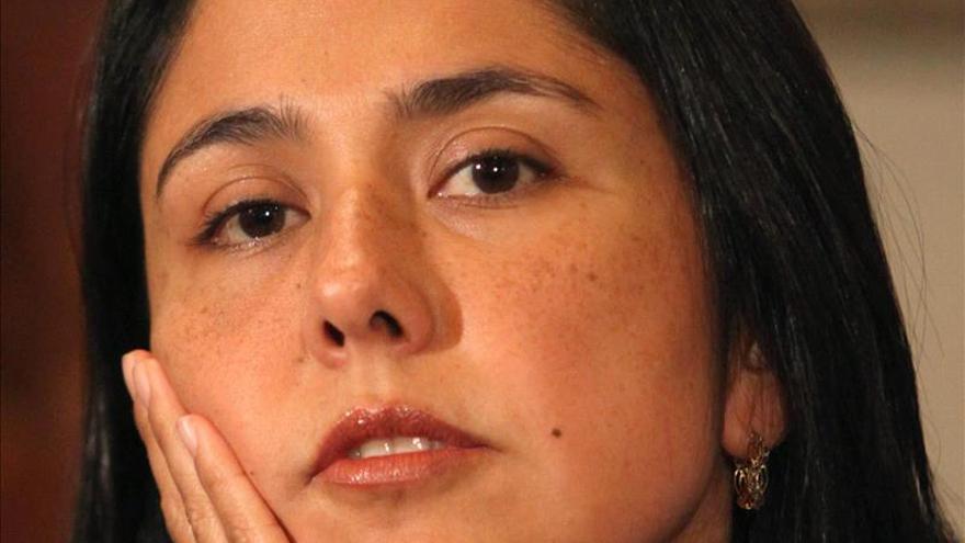 La esposa de Humala espera que la investigación por lavado avance con agilidad