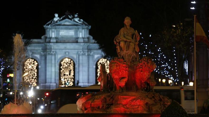 Los cortes del tráfico en Madrid por Navidad comienzan hoy