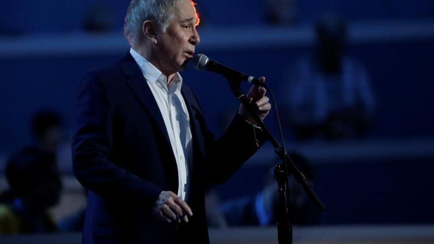 Paul Simon vuelve a España tras 25 años con actuaciones en Barakaldo (Bizkaia) y Madrid
