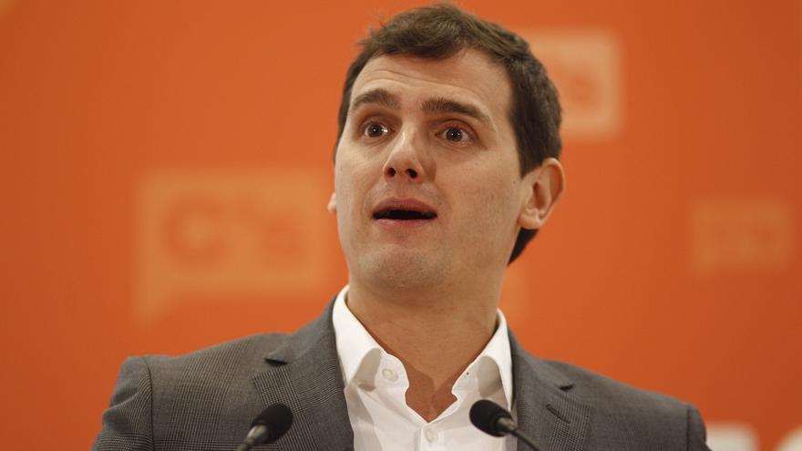"""Rivera critica que Rajoy grabe un vídeo electoral en Moncloa porque supone una """"patrimonalización de las instituciones"""""""