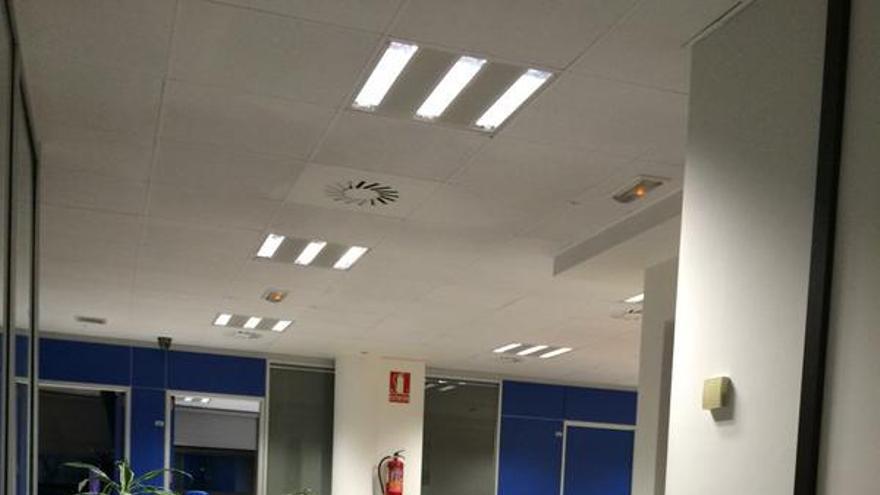 Sentada en TVE contra las destituciones de jefes de sección por el nuevo director de Informativos