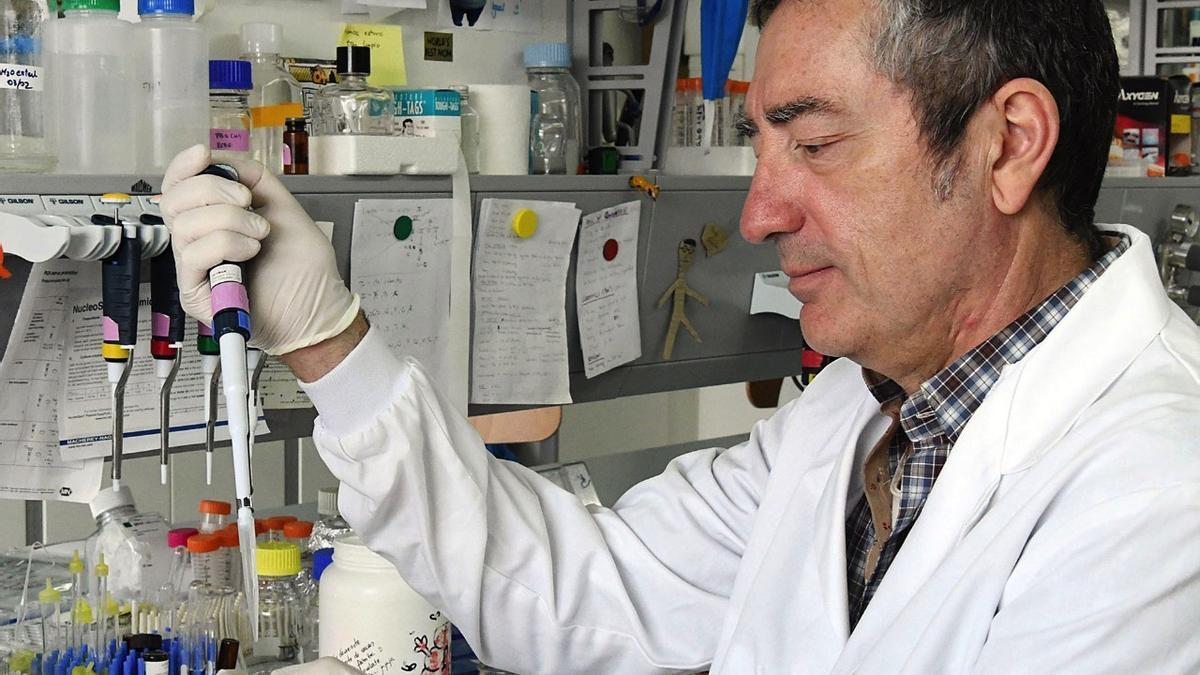 José Manuel Martínez Costas, investigador del CIQUS de la Universidad de Santiago de Compostela