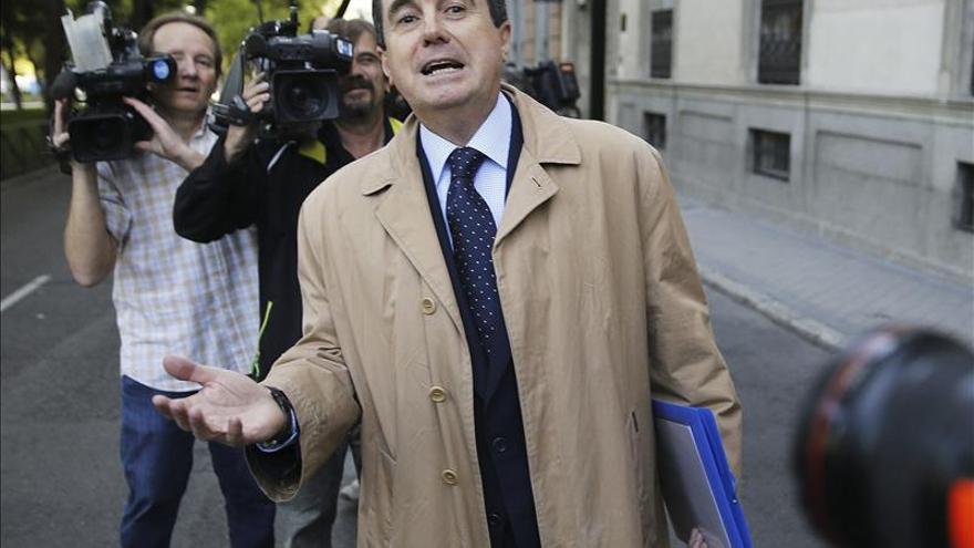 Jaume Matas dice al juez que recibió 21.346 euros del PP cuando dejó de ser ministro