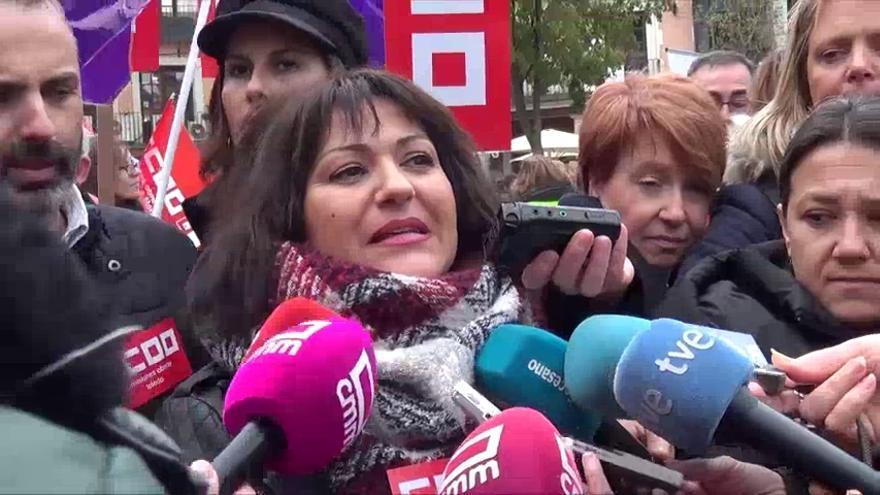 Vanessa García, despedida por enfermedad