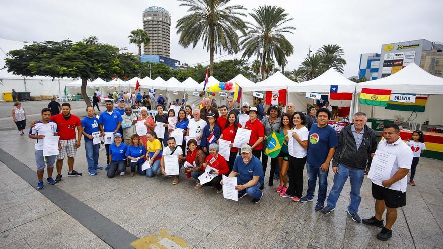 Día del Migrante en Las Palmas de Gran Canaria