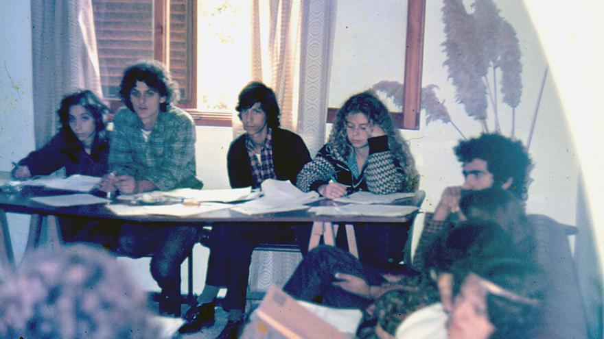 Asamblea en Mocán Resistencia Juvenil.