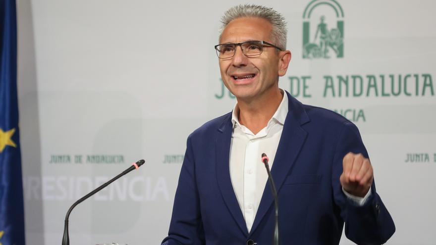 """La Junta de Andalucía cree que el nuevo Gobierno """"no nace con voluntad de diálogo"""""""