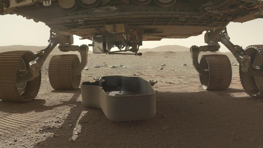 El rover 'Perseverance' de la NASA