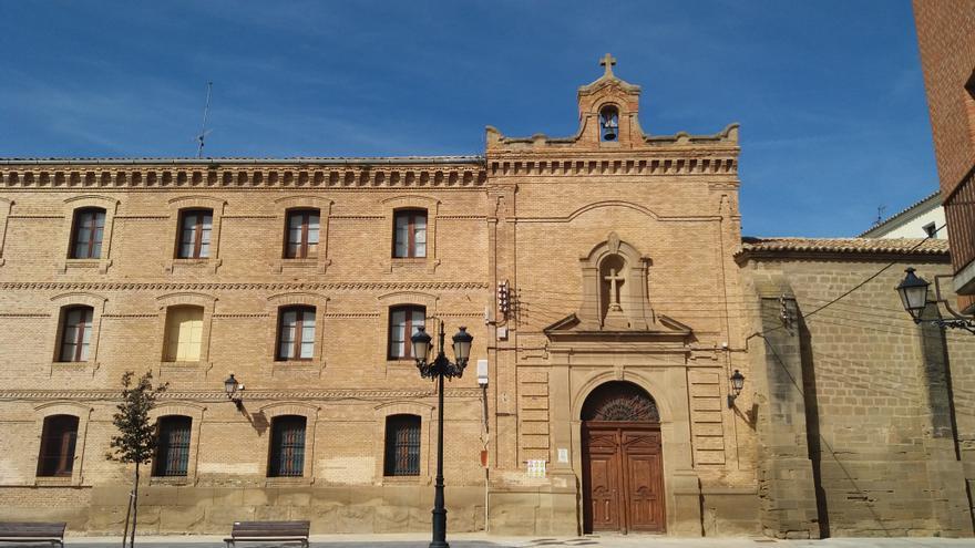 Edificio del antiguo Seminario de Huesca