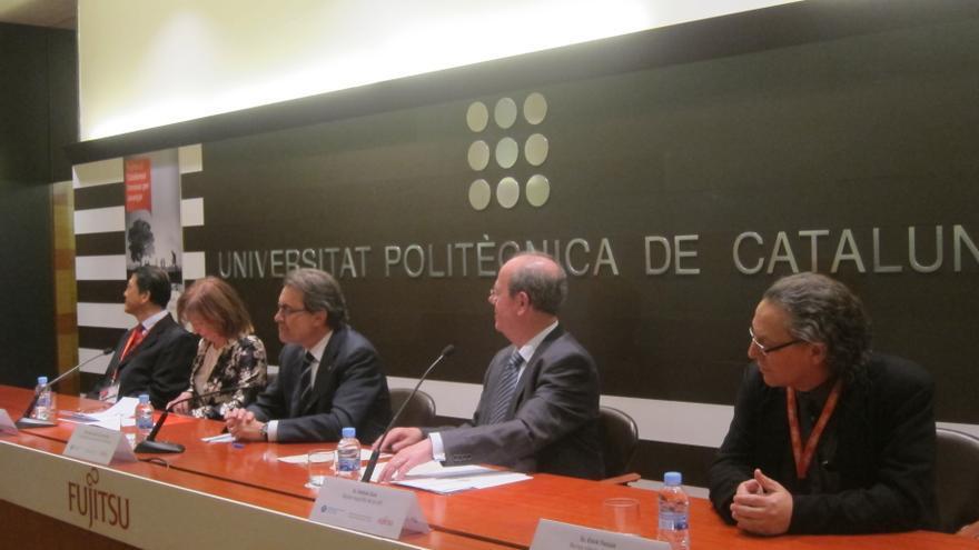 """Artur Mas cree que el lenguaje de Aznar es """"anticuado, pasado de moda y desfasado"""""""