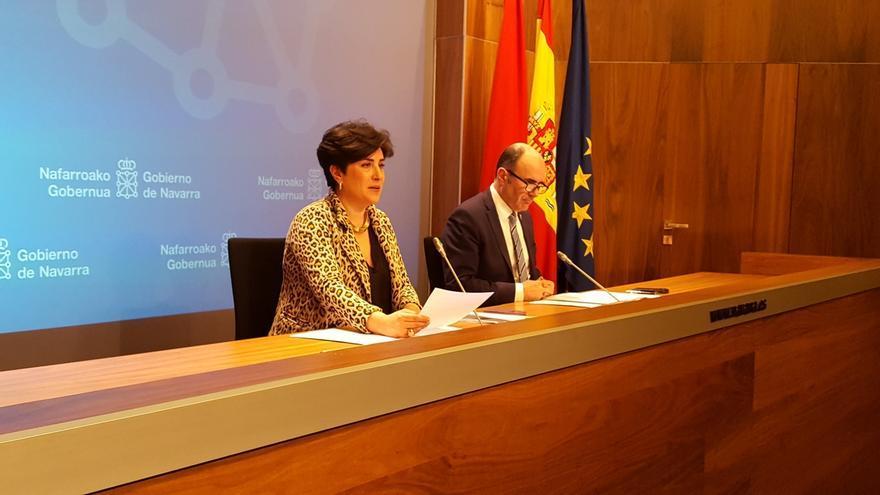 """Ayerdi sobre el TAV: El Gobierno """"vela por el interés general"""" y son """"notorias"""" las diferencias en el cuatripartito"""