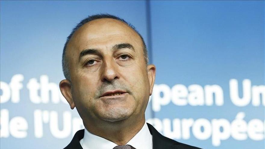 Turquía dice que el derribo del avión ruso no afecta a la lucha contra Dáesh