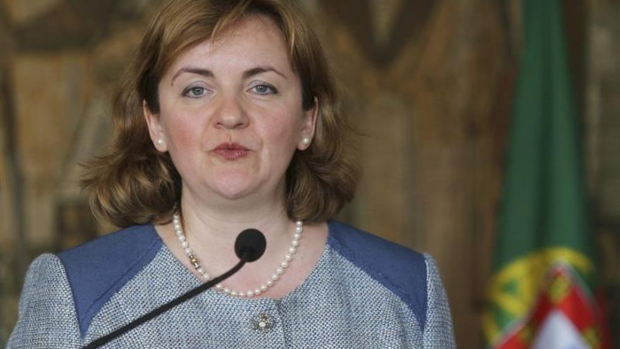 La exministra de Exteriores moldava Natalia Gherman aspira a dirigir la ONU