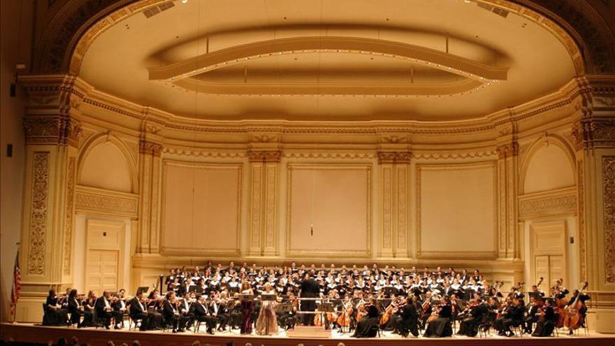 La Orquesta Sinfónica de Almatý lleva el sonido kazajo al Carnegie Hall