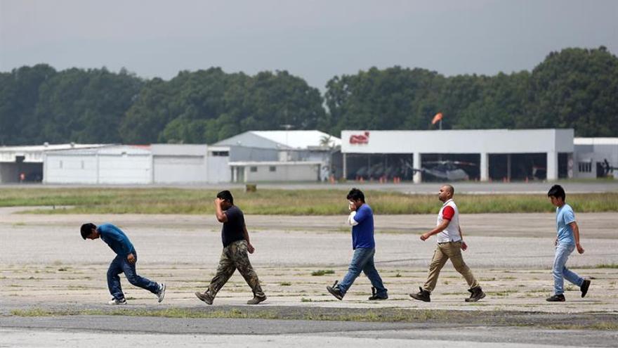 Aumenta deportación de inmigrantes guatemaltecos de Estados Unidos en 2017