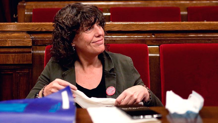 """Teresa Jordà: """"La sobirania alimentaria ben entesa és decidir com volem produir els nostres aliments"""""""