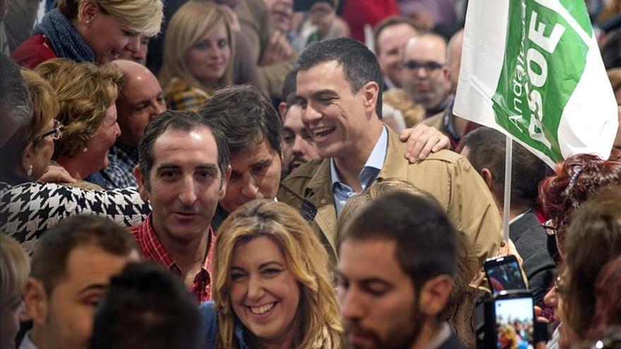 Sánchez: Rajoy recibirá el 20D un despido procedente por causas objetivas