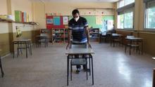 La vuelta al colegio en Catalunya: presencial, sin mezclar grupos de alumnos y con 5.000 profesionales más