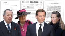 Cuatro Borbones en la línea de sucesión regularizaron cuatro millones de Suiza con la amnistía