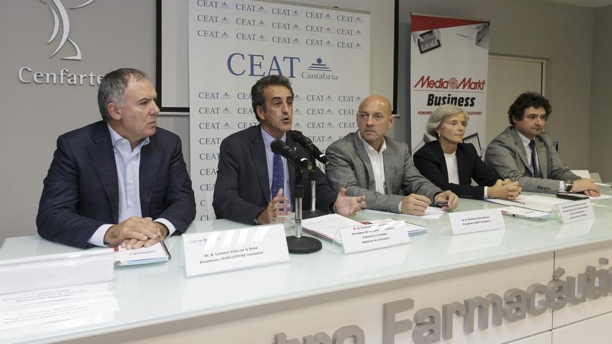"""Martín dice que el autoempleo """"ha sacado al apís de la crisis"""" y aboga por """"proteger"""" al trabajador autónomo"""