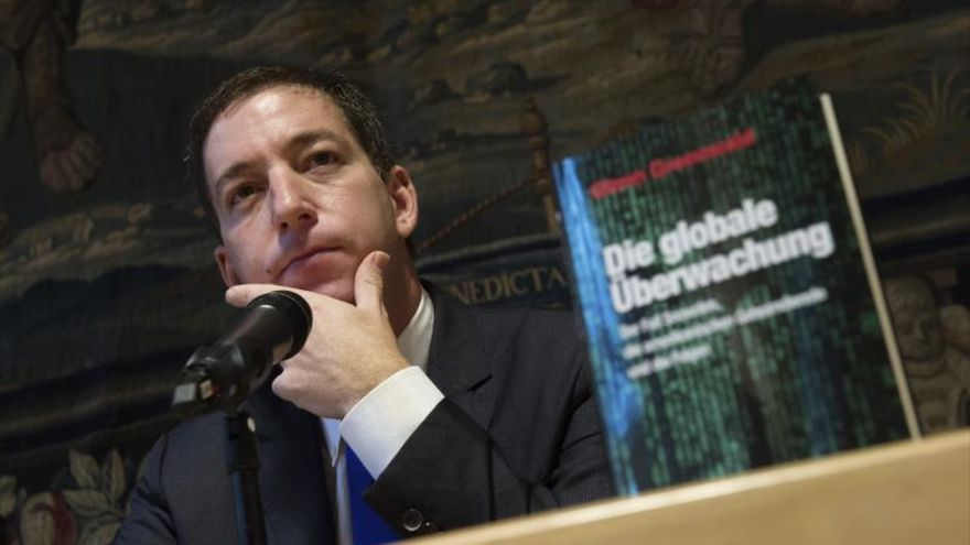 """La FAPE condena la """"persecución"""" en Brasil del periodista Greenwald"""