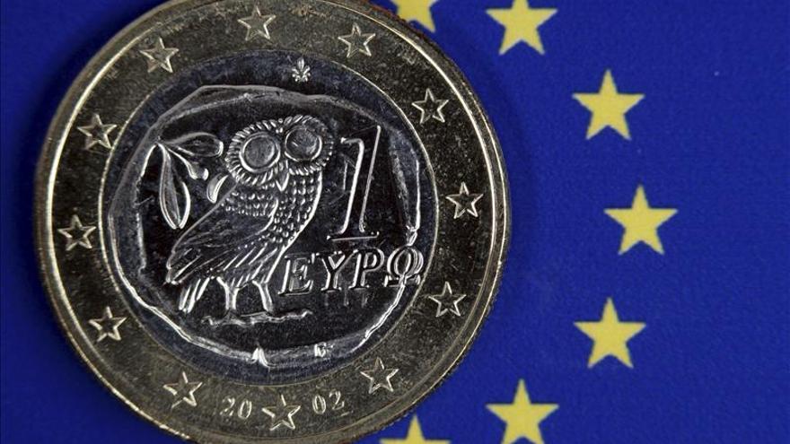 El euro baja a 1,2443 dólares en la apertura de Fráncfort