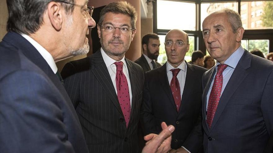 Catalá destaca el compromiso firme del Gobierno por una justicia de calidad