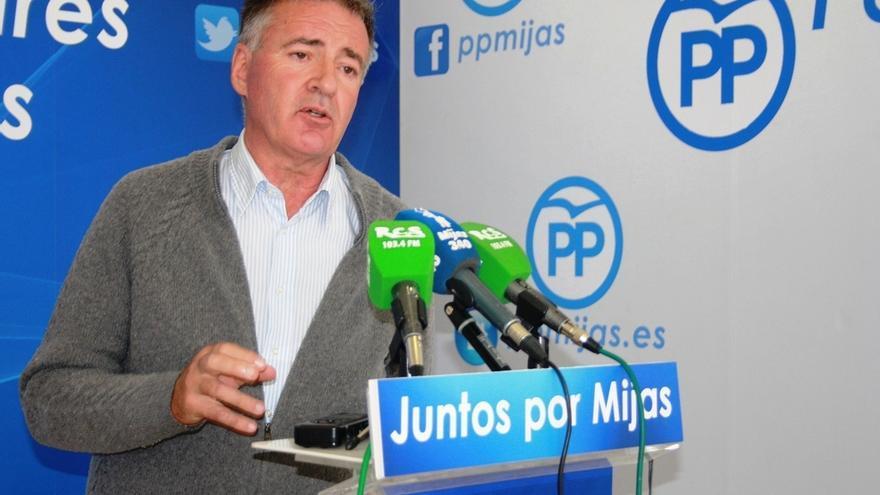 Nozal (PP) se querella contra el edil de Podemos en Mijas por un presunto delito de calumnias