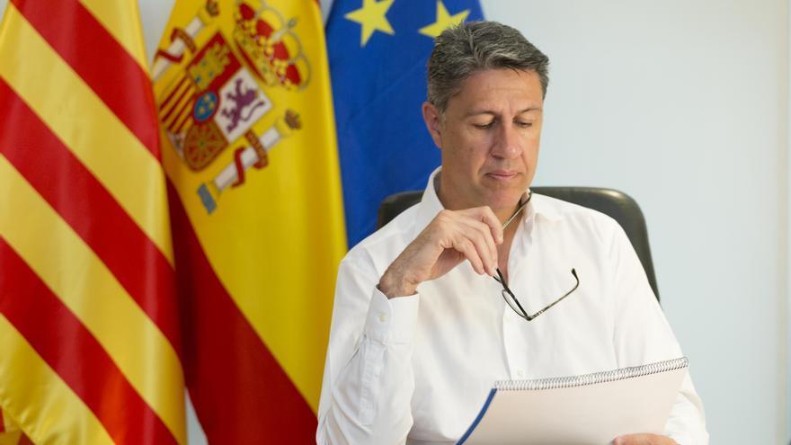 Albiol lidera el PP catalán desde abril de 2017