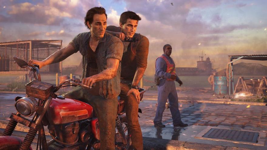 E3 2015 Uncharted