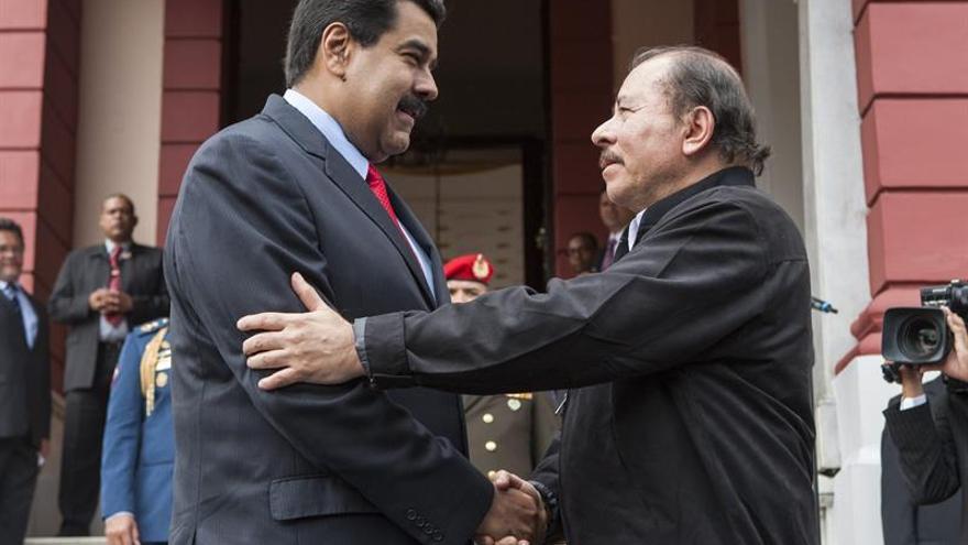 Los presidentes Ortega y Maduro sostienen un encuentro privado en Nicaragua