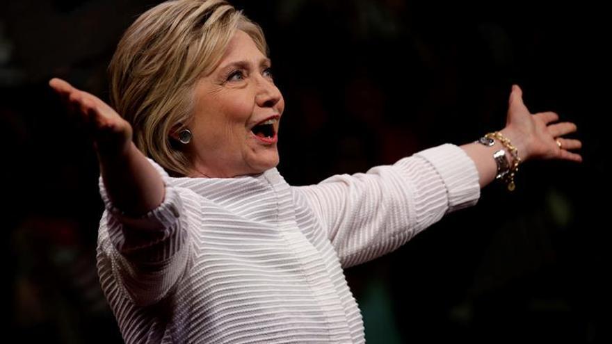 """Hillary Clinton califica como un """"acto de agresión"""" la interferencia electoral rusa"""