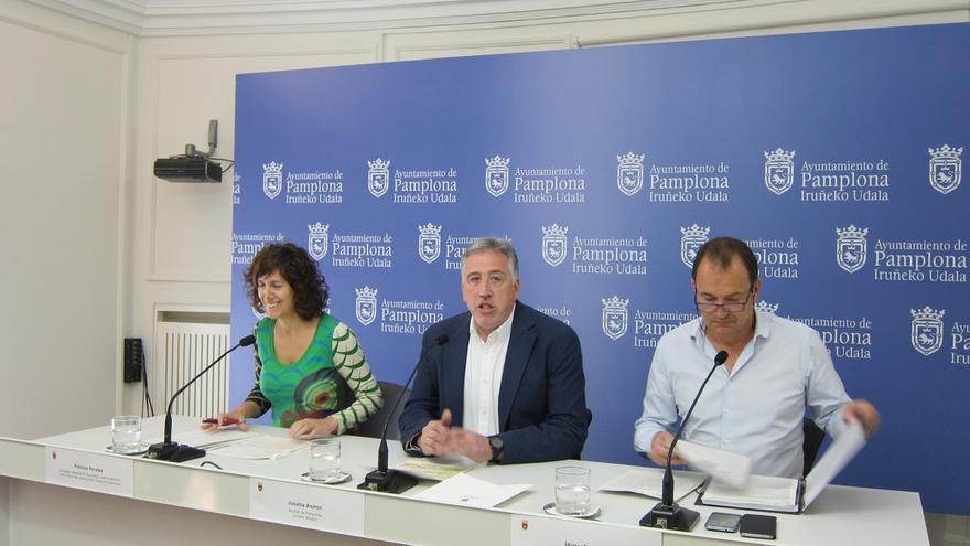 El nuevo convenio del Ayuntamiento de Pamplona contempla mejoras económicas de entre el 2,5 y el 14%