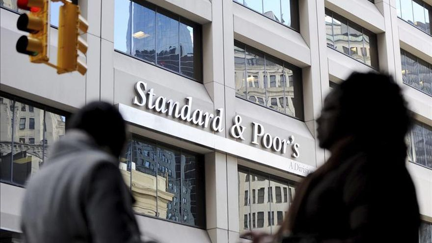 Standard and Poor´s mantiene el crecimiento de España en un 2,7 % en 2016 y el 2,4 % en 2017