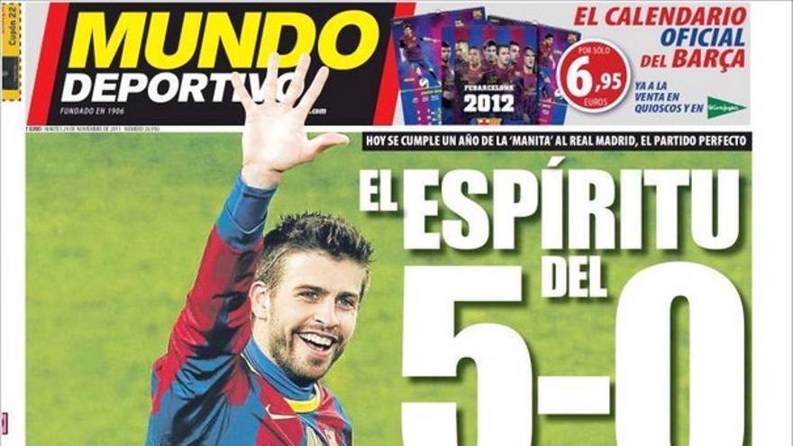 De las portadas del día (29/11/2011) #10