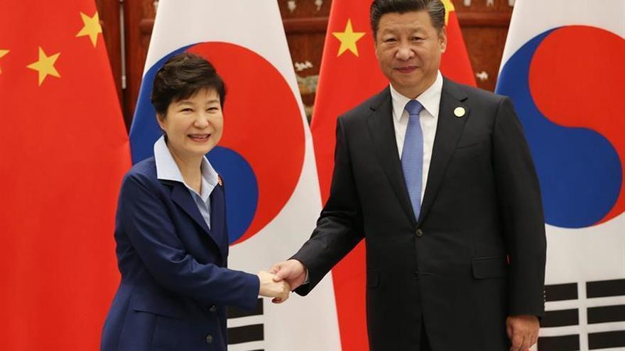 """Xi advierte a Park que el escudo antimisiles puede """"intensificar los conflictos"""""""