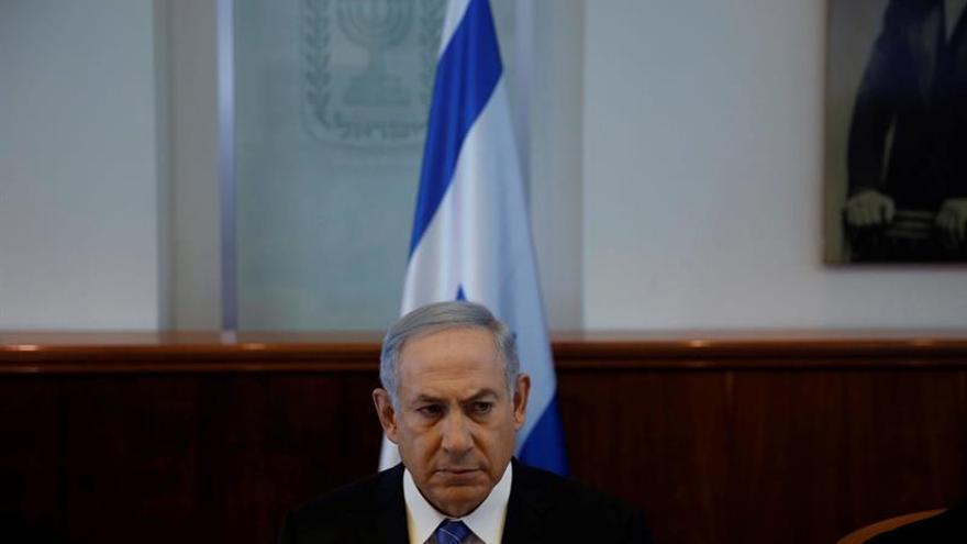 Netanyahu dice que amenazó a Mursi con una operación para salvar a los diplomáticos