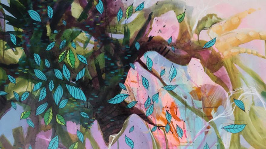 Plastic Murs presenta por primera vez en España la obra de la joven artista alemana Julia Benz bajo el título de 'In a while crocodile'