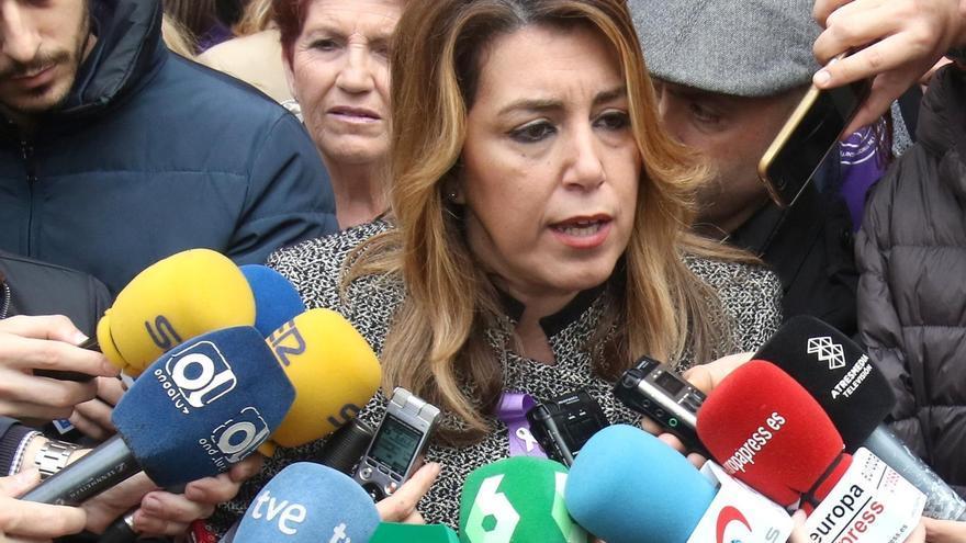 Susana Díaz revela que desde Airbus le aseguran nueva carga de trabajo para Andalucía y la del A-380 y A-400M hasta 2030