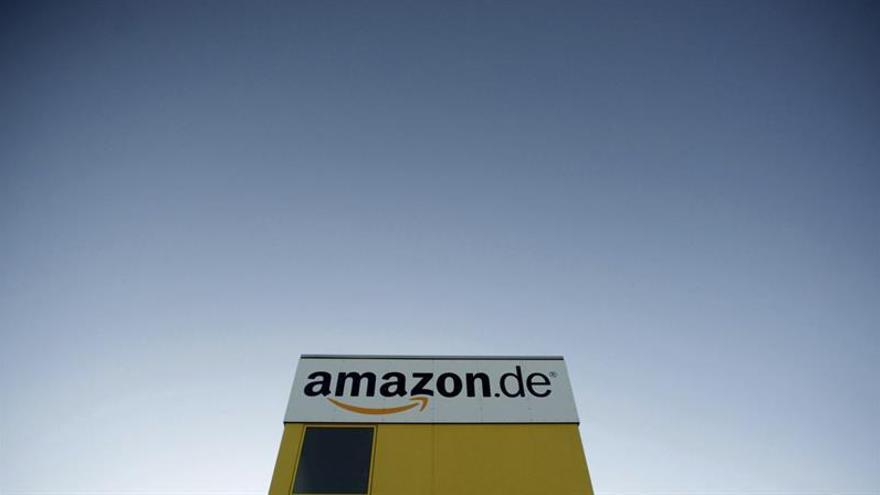 Los beneficios trimestrales de Amazon suben un 41 %