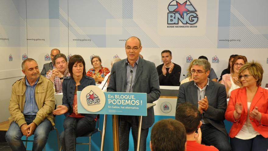 """El BNG aprueba por """"amplísima mayoría"""" sus candidaturas, que encabezarán, Jorquera, Aymerich, Paz y Cosme Pombo"""