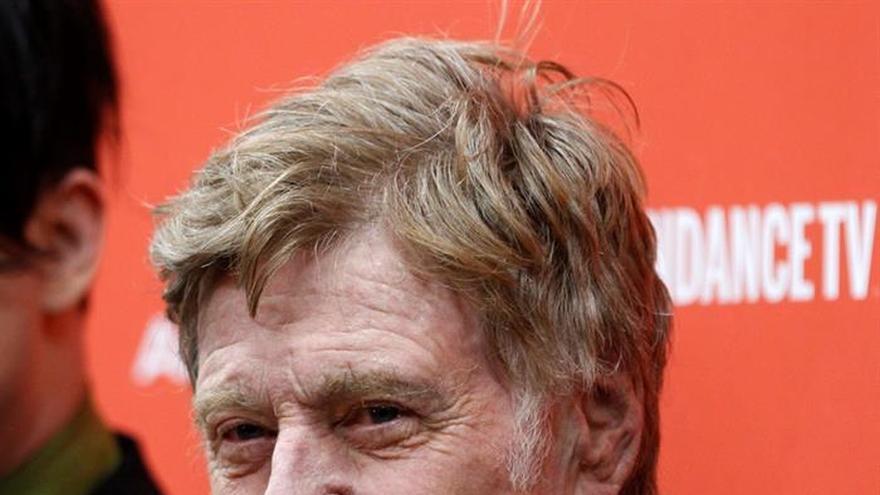 Robert Redford asegura que abandonará la actuación tras dos películas